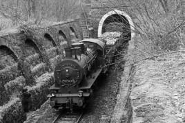 Der Eisenbahntunnel