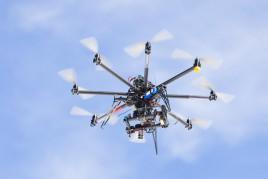 Vidéo de drone